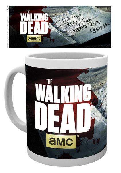 The Walking Dead - Need Rick mok