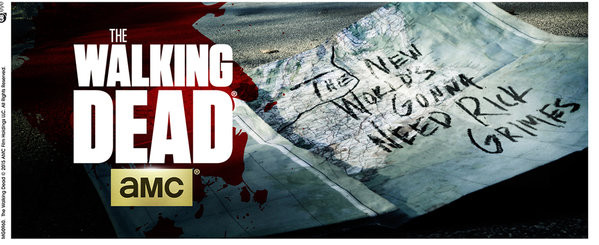The Walking Dead - Need Rick mok