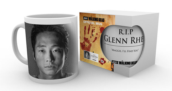 The Walking Dead - R.I.P Glenn mok