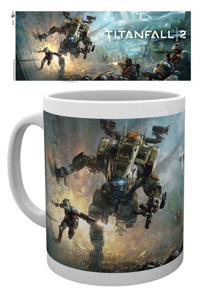 Titanfall 2 - Key Art mok