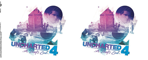 Uncharted 4: A Thief's End - Bike Chase mok