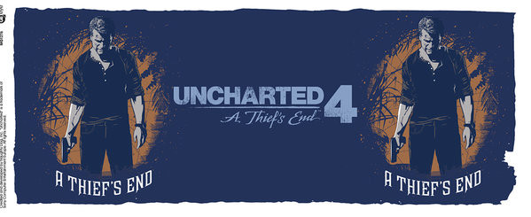 Uncharted 4: A Thief's End mok