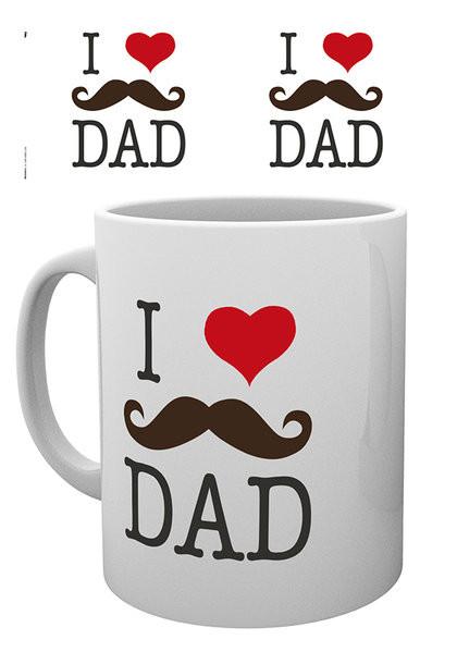 Vaderdag - I Love Dad mok