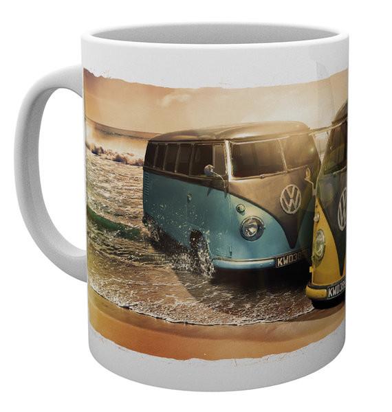 VW Camper - Camper Beach mok