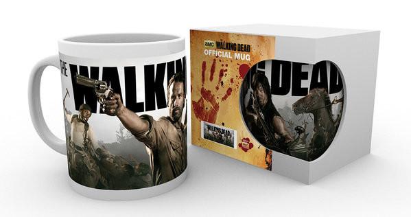 Walking Dead - Banner mok