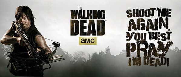 Walking Dead - Daryl mok