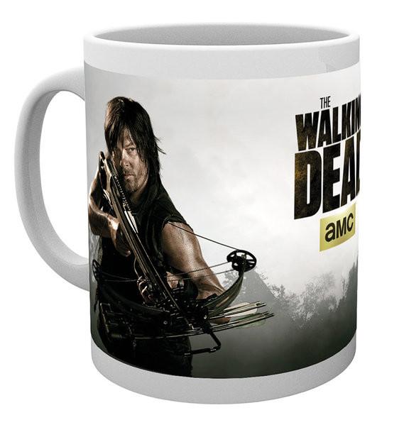 Walking Dead - Daryl mok