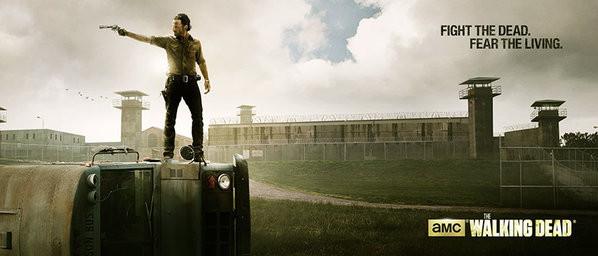 Walking Dead - Prison mok