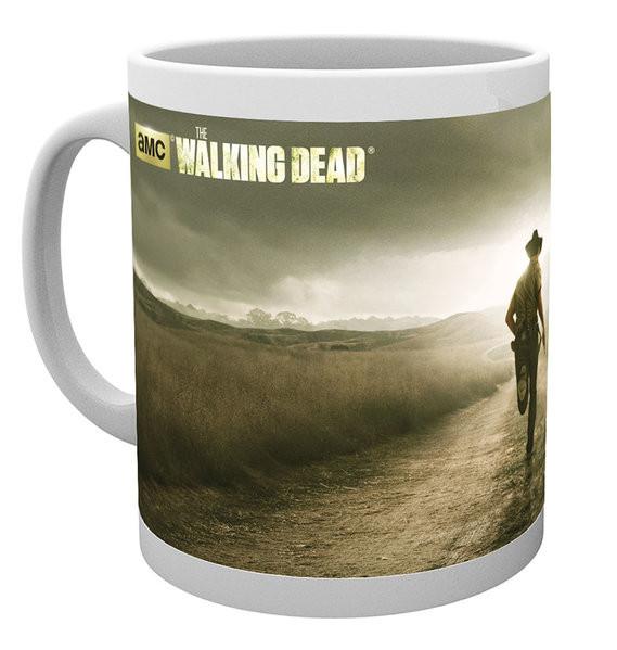 Walking Dead - Running mok
