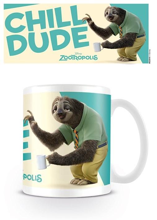 Zootropolis - Chill Dude mok