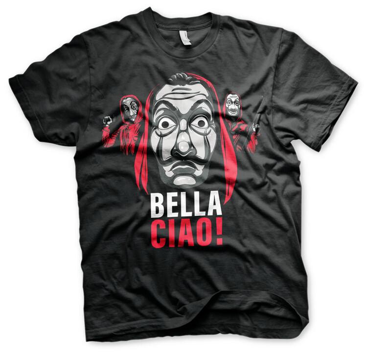 T-shirt Money Heist  - Bella Ciao!