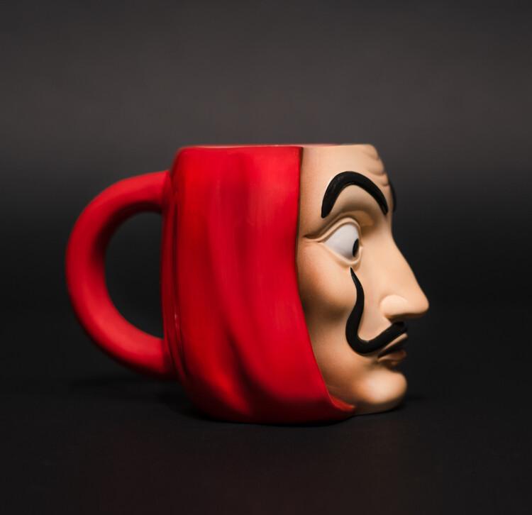 Hrnek Money Heist (La Casa De Papel) - Mask