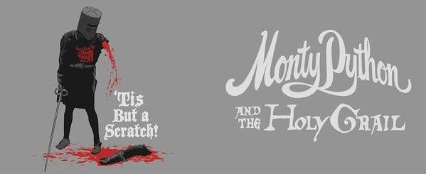 Hrnek Monty Python - Black Knight (Bravado)