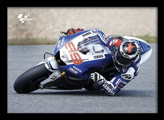 MOTO GP - Lorenzo