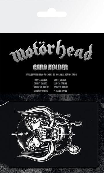 Kartenhalter MOTORHEAD - England
