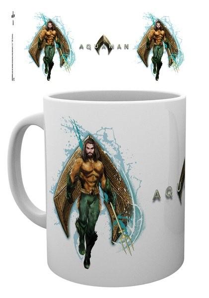 Aquaman - Aquaman muggar
