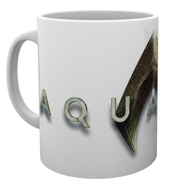 Aquaman - Logo muggar