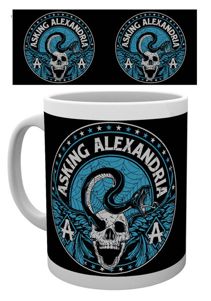 Asking Alexandria - Venom muggar