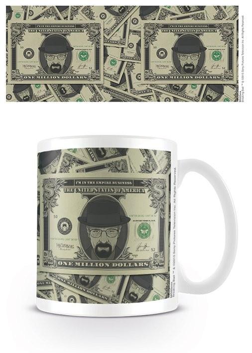 Breaking Bad - Heisenberg Dollar muggar