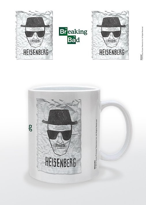 Breaking Bad - Heisenberg Wanted muggar