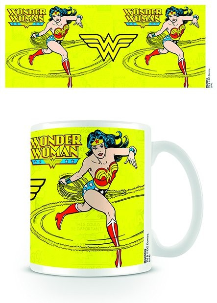 DC Originals - Wonder Woman muggar