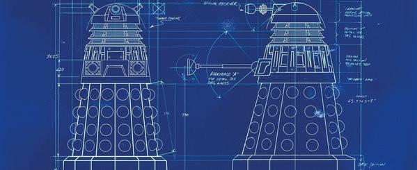 Doctor Who - Tardis Sign muggar