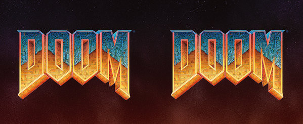 Mugg Doom - Classic Logo