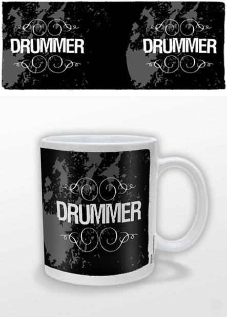Drummer muggar