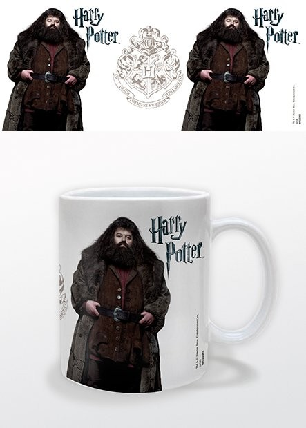 Harry Potter - Hagrid muggar