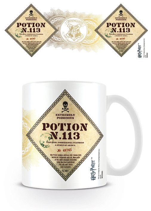 Harry Potter - Potion No.113 muggar