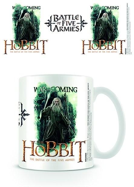 Hobbit 3: Femhäraslaget - Gandalf muggar