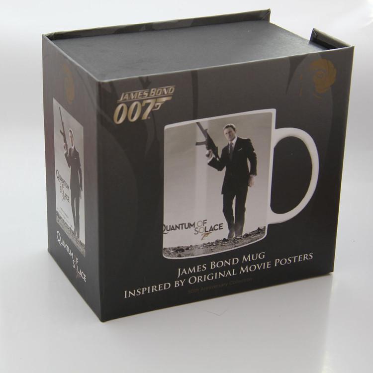 James Bond - quantum of solace muggar
