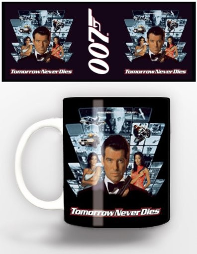 James Bond - tomorrow never dies muggar