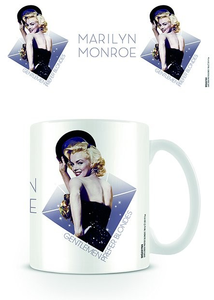 Marilyn Monroe - Stars muggar