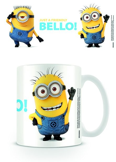 Minions (Despicable Me) - Bello muggar
