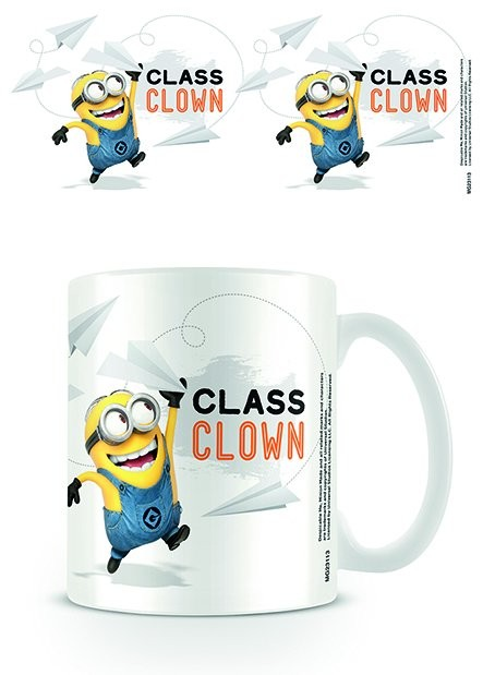 Minions (Despicable Me) - Clown muggar