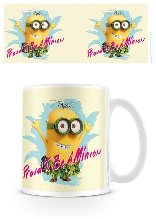 Minions (Despicable Me) - Proud muggar