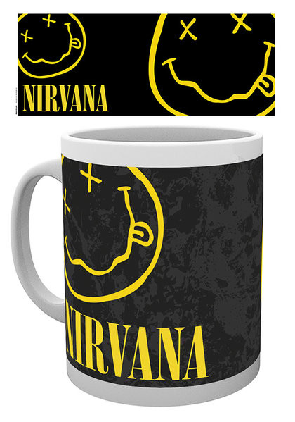 Nirvana - Smiley muggar