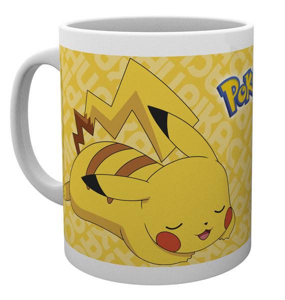 Pokémon - Pikachu Rest muggar