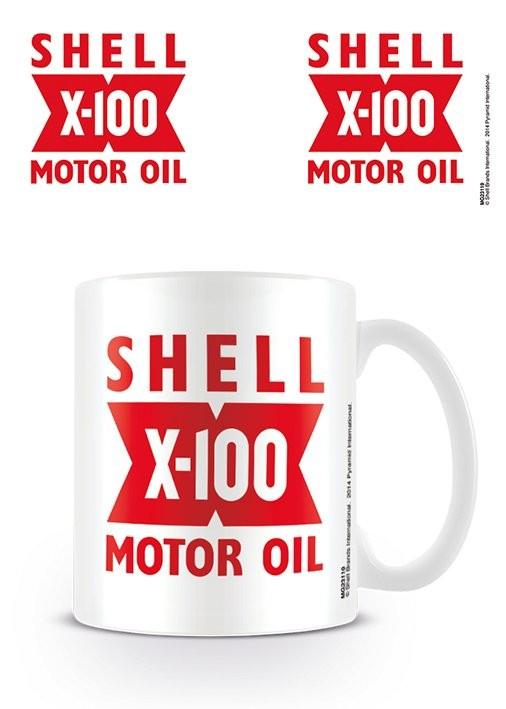 Shell - X-100 muggar