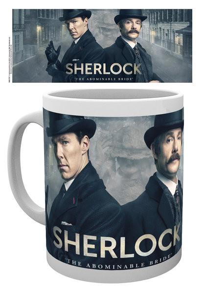 Sherlock - Bride muggar