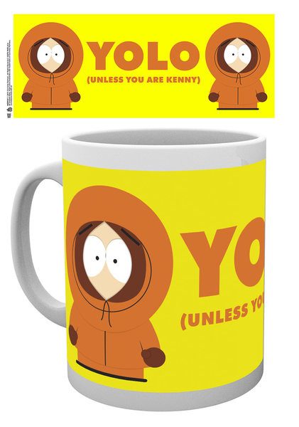 South Park - Yolo Kenny muggar