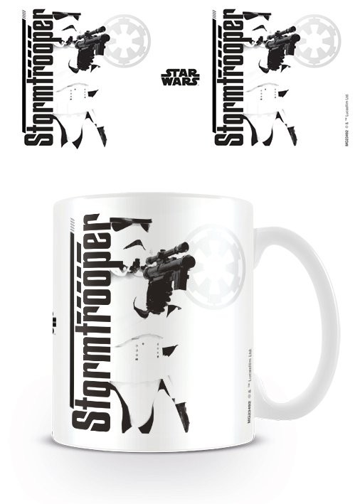 Star Wars - Stormtrooper muggar
