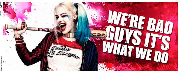 Suicide Squad - Harley Wink muggar