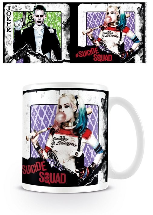 Suicide Squad- Playing Card muggar