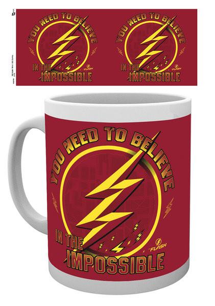 The Flash - Believe muggar