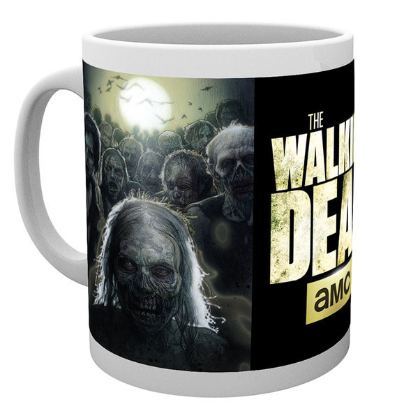 The Walking Dead - Zombies muggar