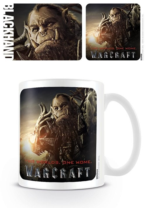 Warcraft: The Beginning - Blackhand muggar