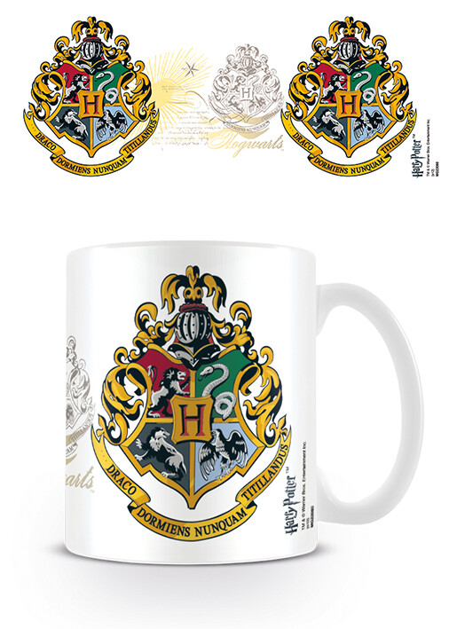 чаша Harry Potter - Hogwarts Crest