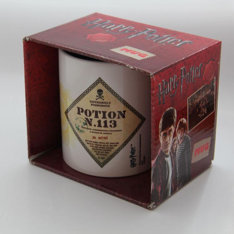 чаша Harry Potter - Potion No.113